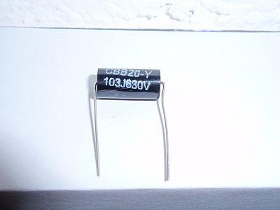0,01µF/630V schwarz