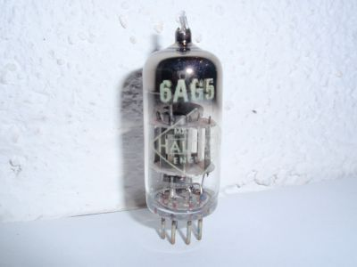 EF96/6AG5 tested