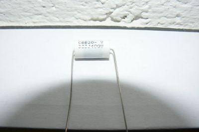 0,033µF/400V weiß