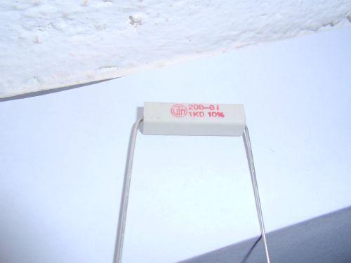 power resistor 1kOhm/5W
