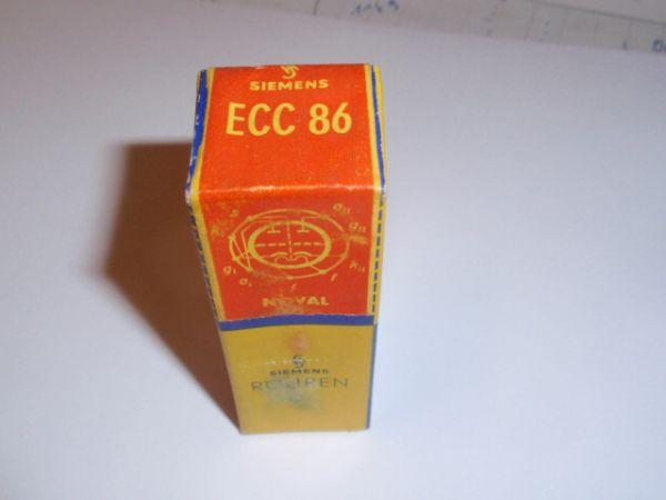 ECC86 NOS