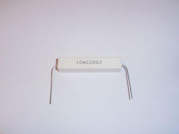 power resistor 470 Ohm/25W axial