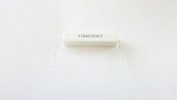 Lastwiderstand 680 Ohm/10W