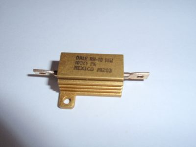 power resistor Dale 100 Ohm/12W