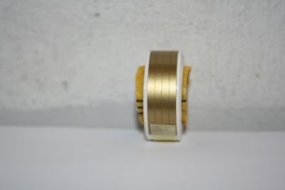 Goldstreifen für Saba/Philips Radios 2mm