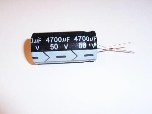 4700µF/50V radial