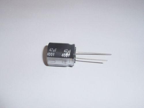 47µf/400V Radial von Panasonic