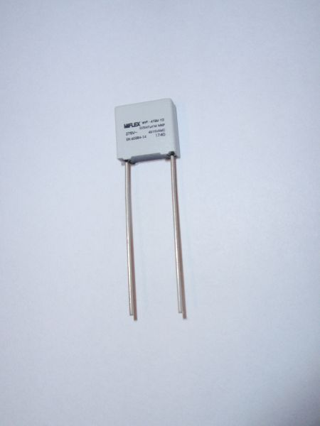 X2 capacitor 4700pF/310V AC