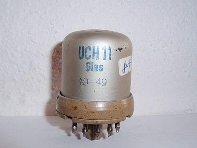 UCH11 geprüft