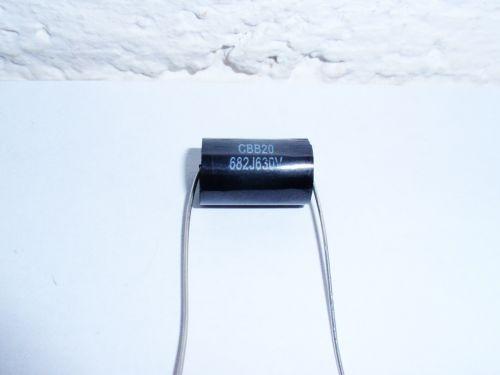 6800pF/630V schwarz