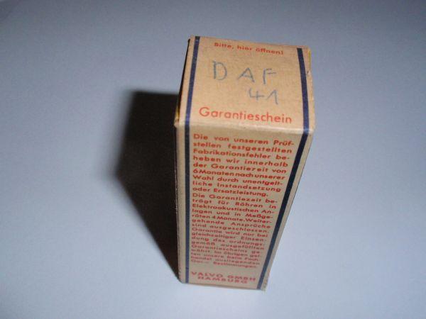 DAF41 NOS