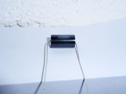 2200pF/630V schwarz