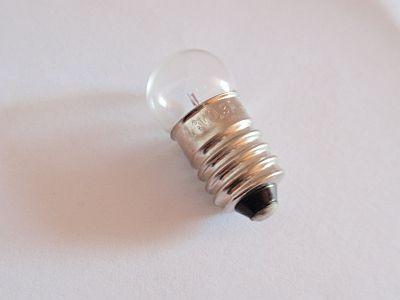 Kugellampe E10 6V/0,1A
