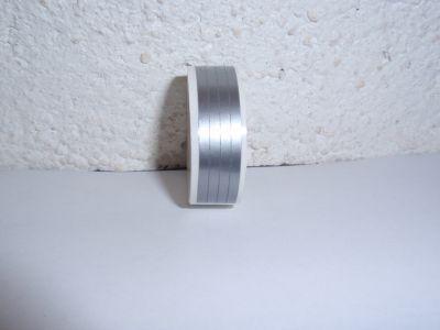 Silberstreifen 2mm