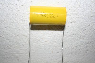 10µF/630V