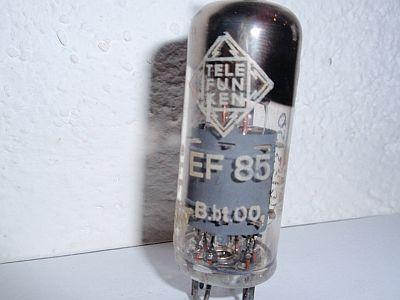 EF85 tested