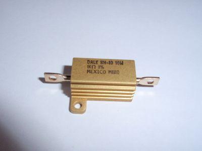 power resistor Dale 1kOhm/10W