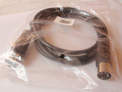 Audio Adapter DIN Stecker 5 pol auf DIN Stecker 5 pol