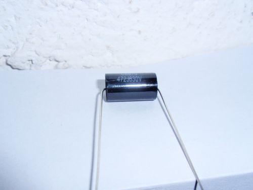 4700pF/630V schwarz