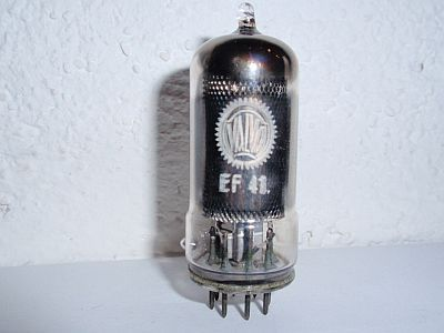 EF41 geprüft