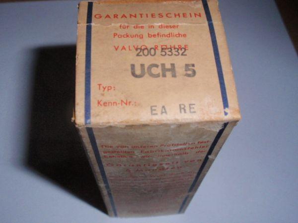 UCH5 NOS