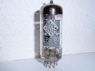 EBF89 tested