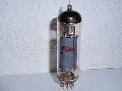 EL84 tested