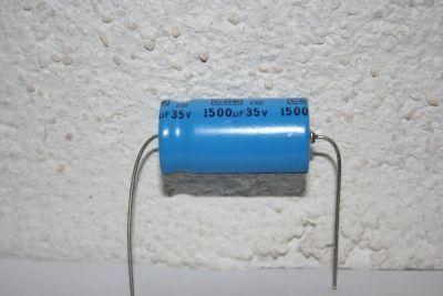 1500µF/35V axial