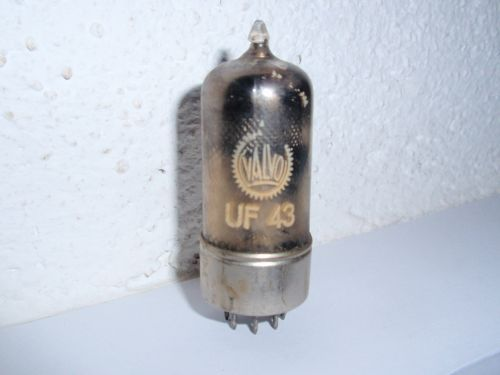 UF43 tested
