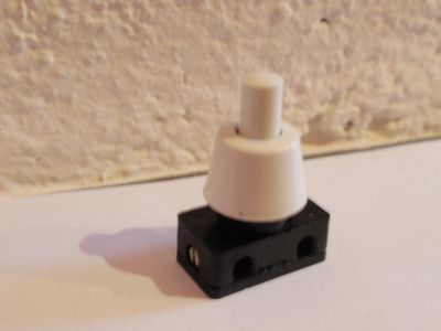 Installation pressure switch 250V/1A