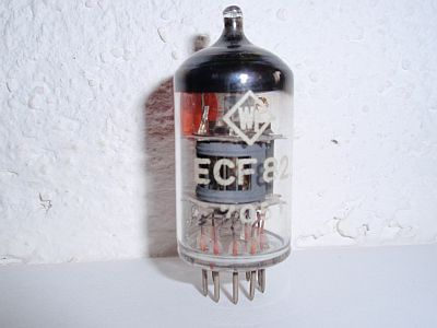 ECF82 tested